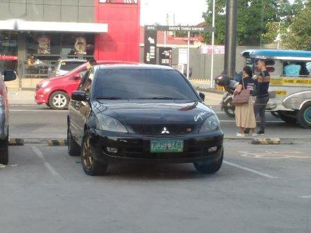Selling Mitsubishi Lancer 2009 at 100000 km in Mabalacat