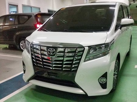 Sell Brand New 2019 Toyota Alphard Van in Laguna