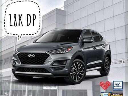 White Hyundai Tucson 2019 for sale in Santa Rosa