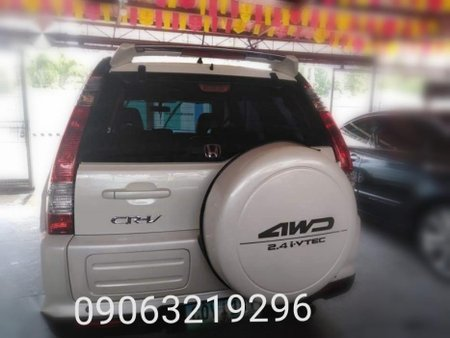 Selling 2nd Hand Honda Cr-V 2006 at 100000 km in Bacoor