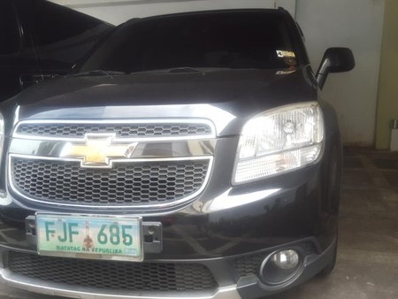 Selling Used Chevrolet Orlando 2012 at 46306 km in Albay