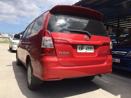 2nd Hand Toyota Innova 2017 at 80000 km for sale