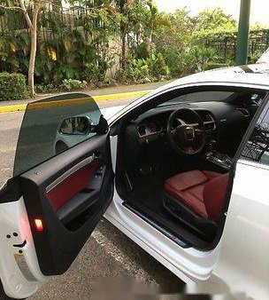 Selling White Audi S5 2012 Automatic Gasoline at 29000 km