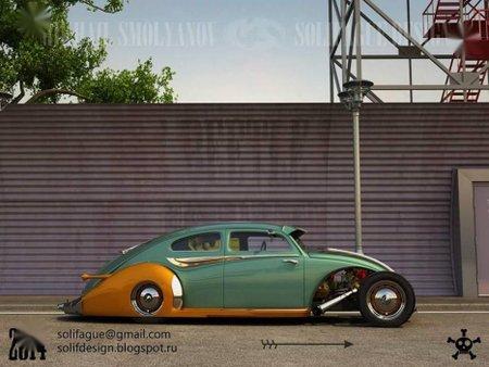 Volkswagen Beetle 1962 Manual Gasoline for sale in Quezon City
