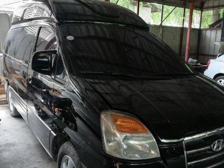 Selling Hyundai Starex 2008 Van Automatic Diesel in Cebu City