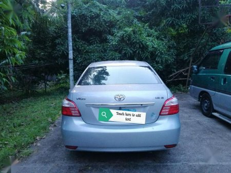 Selling Toyota Vios Automatic Gasoline in Pangil