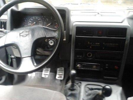 Sell Green 1994 Nissan Patrol at Manual Diesel at 161000 km in Pasig