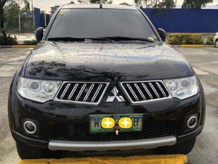 Selling Mitsubishi Montero 2012 Automatic Diesel in Las Piñas