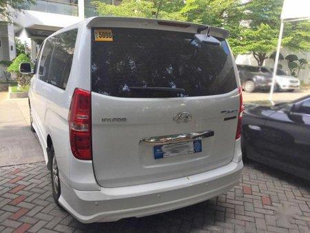 Sell 2nd Hand 2017 Hyundai Grand Starex at 6000 km in Mandaue
