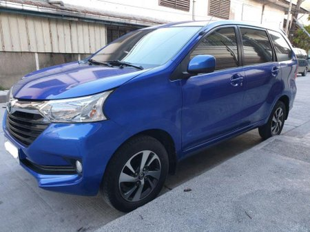 2016 Toyota Avanza for sale in Navotas
