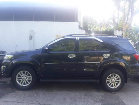 2013 Toyota Fortuner Automatic Gasoline at 25000 km for sale