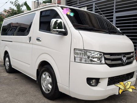 Foton View Transvan Diesel Manual 13000 km 2018 for sale