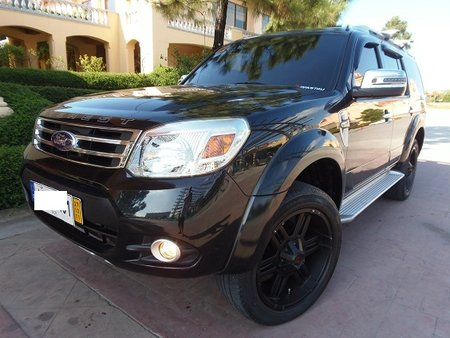 2015 Ford Everest Diesel Automatic for sale