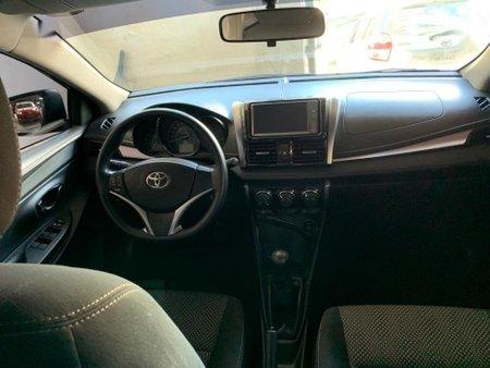 Sell Black 2016 Toyota Vios Sedan in Quezon City