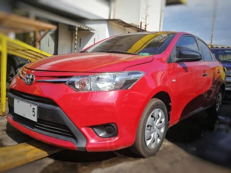 Sell 2nd Hand 2014 Toyota Vios at 95000 km in Manila