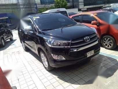 Toyota Innova 2018 Automatic Diesel for sale in Quezon City