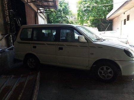 Selling White Mitsubishi Adventure 2015 at 217000 km in Makati