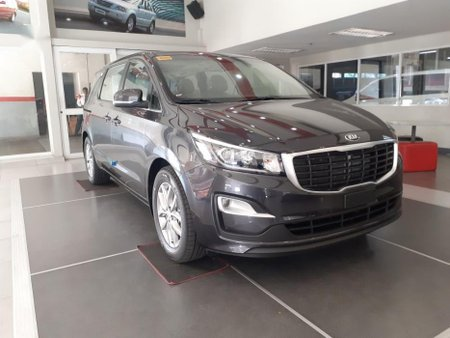 Kia Grand Carnival 2019 Manual Gasoline for sale in Makati