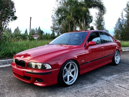 Bmw M5 2000 Manual Gasoline for sale in Lipa