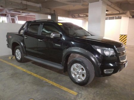 Selling 2nd Hand Chevrolet Colorado 2015 at 40000 km in Mandaue