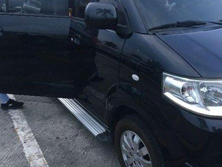 Selling Suzuki Apv 2014 Automatic Gasoline in Manila