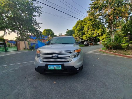 2nd Hand Ford Explorer 2013 for sale in Muntinlupa