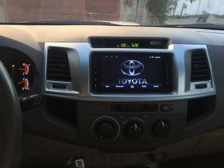 2nd Hand Toyota Hilux 2012 for sale in Davao City