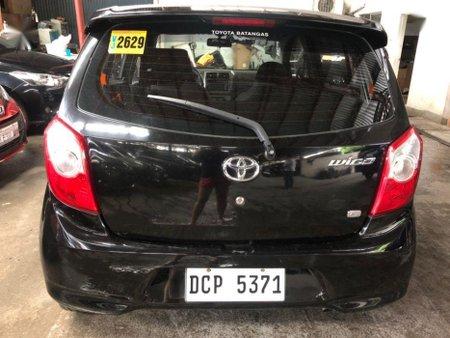 Selling Toyota Wigo 2017 Automatic Gasoline in Quezon City