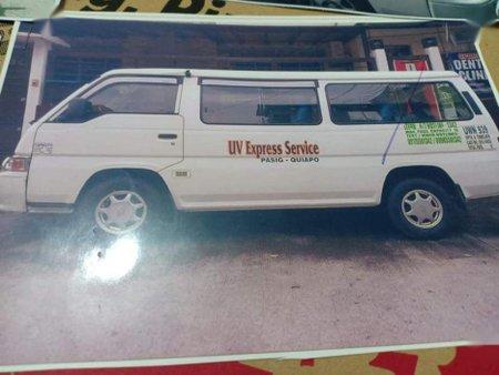 Selling 2nd Hand Nissan Urvan in Manila