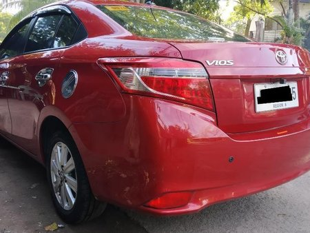 Sell 2nd Hand 2015 Toyota Vios at 80101 km in Hinigaran