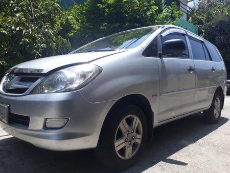 Selling Toyota Innova 2008 at 130000 km in Muntinlupa