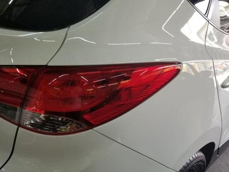 2nd Hand Hyundai Tucson 2012 for sale in Baguio