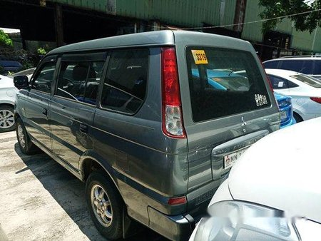 Silver Mitsubishi Adventure 2016 for sale in Makati