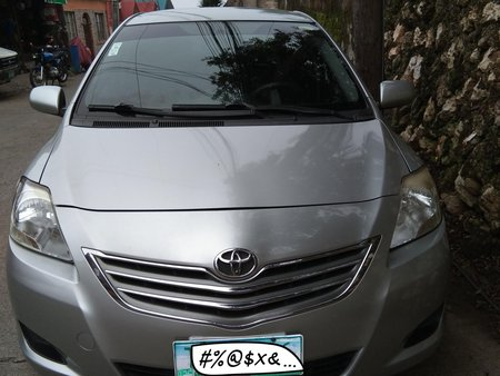 Sell Used 2012 Toyota Vios at 90000 km in Baguio