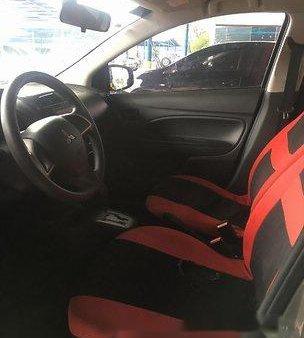 Grey Mitsubishi Mirage G4 2017 Automatic Gasoline for sale
