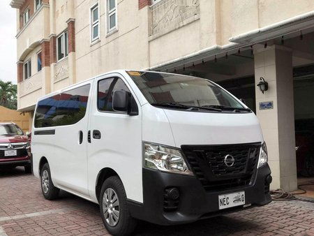 Sell White 2019 Nissan Nv350 Urvan at 3000 km