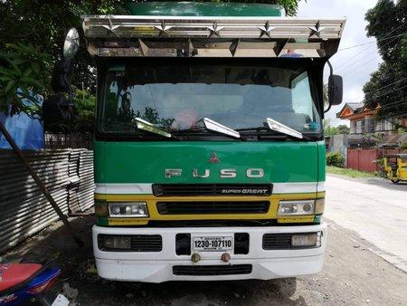 Green Mitsubishi Fuso 2017 Truck Manual for sale in Digos