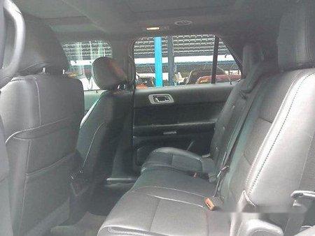 White Ford Explorer 2012 Automatic Gasoline for sale