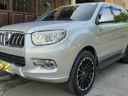 2016 Foton Toplander at 31000 km for sale in Quezon City