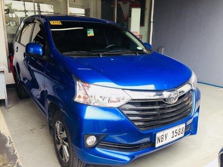 Selling Toyota Avanza 2017 Automatic Gasoline
