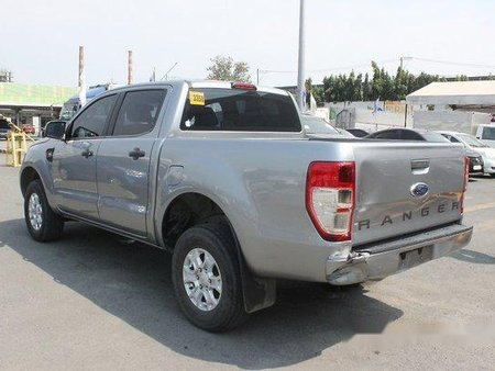 Sell Silver 2019 Ford Ranger Automatic Diesel at 5452 km in Muntinlupa