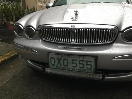 Used Jaguar X-Type 2002 for sale in Manila
