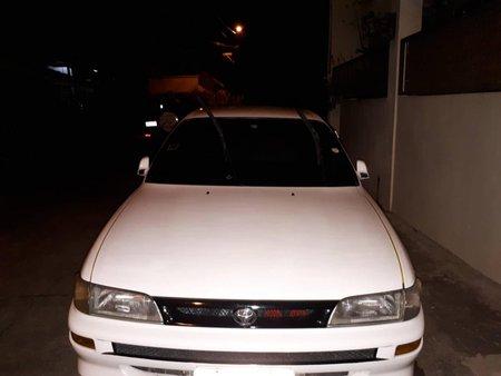 White Toyota Corolla 1996 Sedan for sale in Laguna
