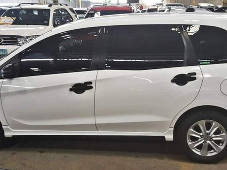 White 2016 Honda Mobilio for sale in Quezon City