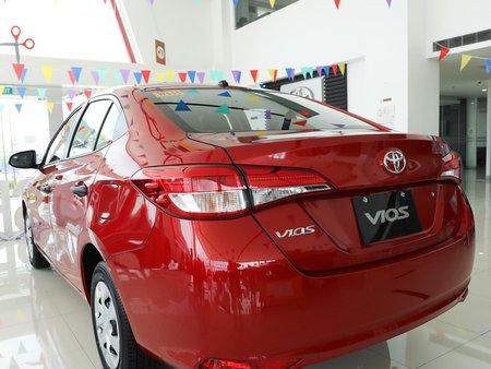 Sell 2019 Red Toyota Vios at 35K DP in Santa Rosa