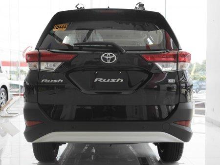 Sell 2019 Black Toyota Rush at 70K DP in Santa Rosa