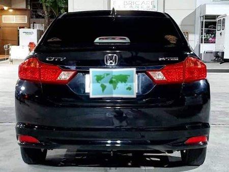 Sell Black 2016 Honda City at 36000 km in Las Pinas