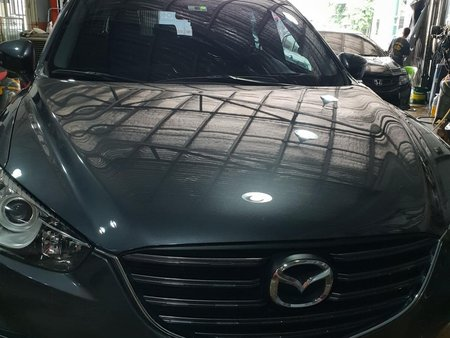 Sell Used 2016 Mazda Cx-5 at 32000 km in Baguio