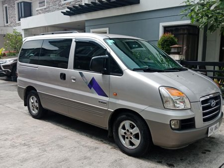 Sell Used 2007 Hyundai Starex Automatic Diesel in Quezon City