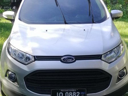 Selling Used Ford Ecosport 2017 in Angeles